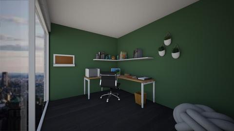 Home office - Office  - by Noa Jones
