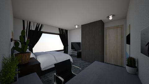 Sameds room 3 - Modern - by Semvanharten