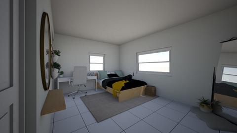 My Room - Modern - Bedroom  - by thatroomstylerho