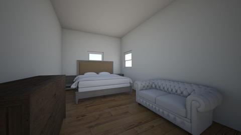 Master Bedroom 2 - Bedroom  - by jhillner