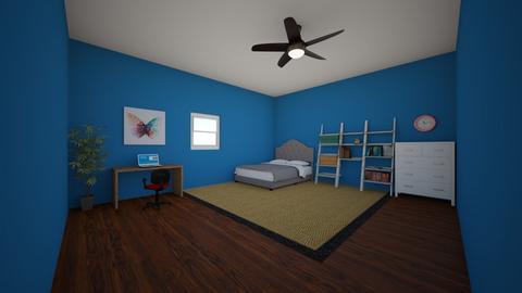 Daniel - Bedroom  - by DanielRoth