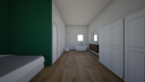 Zolder - Bedroom  - by marleenrompen