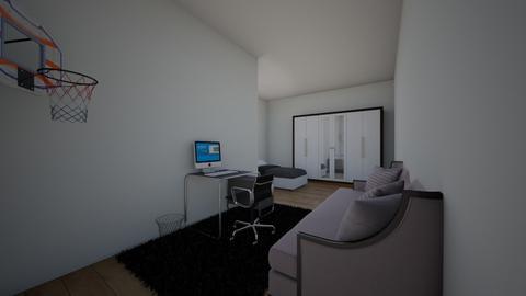moja soba - Kids room - by dejo222