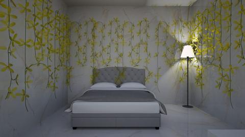 chrislie - Bedroom  - by khriissss_