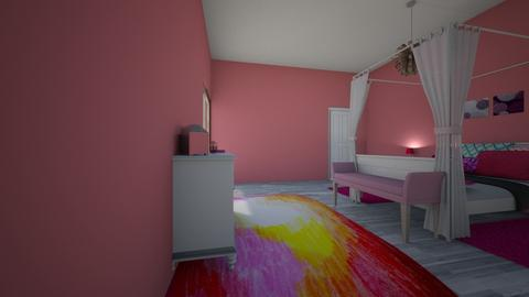 Perfect Bedroom - Glamour - Bedroom  - by Bri_Da_Softball_Unicorn