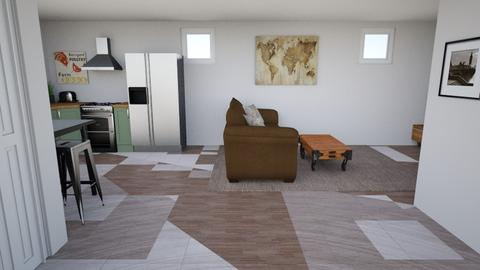 Dans Rental 2 - Living room  - by investmentrecon