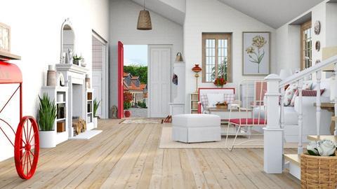 Pepita living - Living room  - by Charipis home