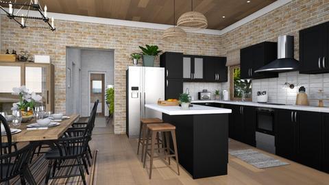 kitchen 1 - by anat friedman