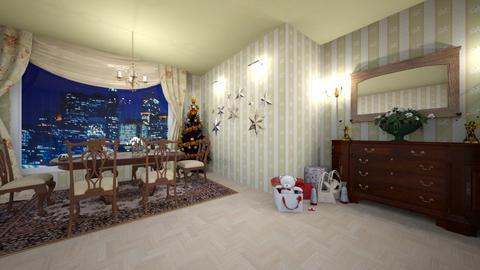 christmas stars - by Spencer Reid