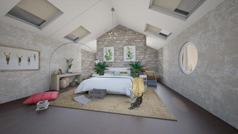 contest_attic_ pheebs - Global - Bedroom  - by Pheebs09