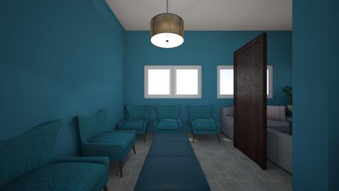 waiting area  - Office - by ppeak713
