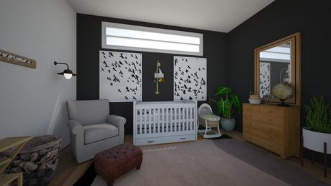 bb - Kids room - by dena15