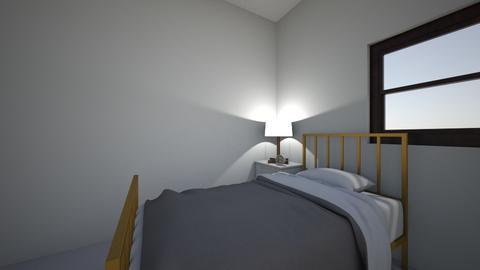 Proposed br - Modern - Bedroom  - by jlamae