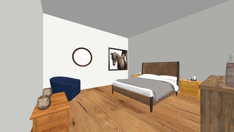 SofiaRoman - Bedroom  - by Sofiaroman