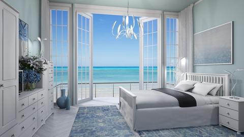 M_Hampton  - Modern - Bedroom  - by milyca8