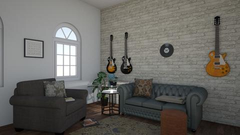 Colorful Sound Space - Rustic - by CloneAMA