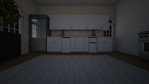 proyecto - Kitchen - by snieto137