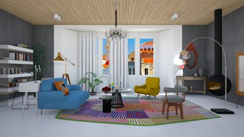 Harry Room - Eclectic - Living room  - by 3rdfloor