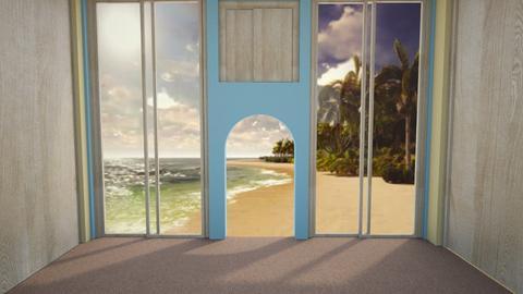 Beach house bacondoghaha - Country - by waffledoghaha