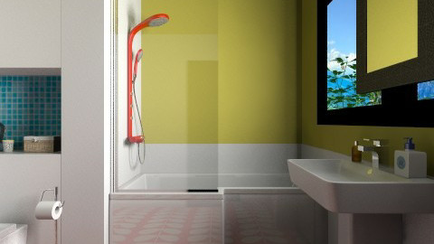 Fun Bath - Modern - Bathroom - by 3rdfloor