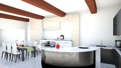 Open Kitchen - Kitchen  - by willhardy