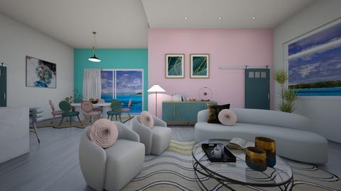 dream home - Modern - Living room  - by Bedrica