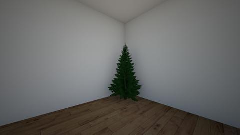 Christmas Room Contest - by llama_555