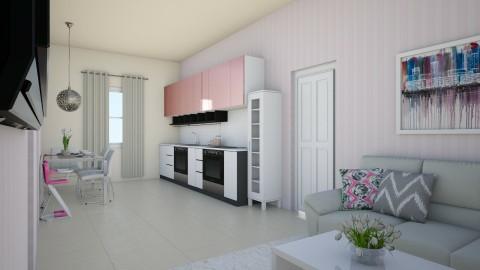 Tamara - Kitchen - by Magdalena ER