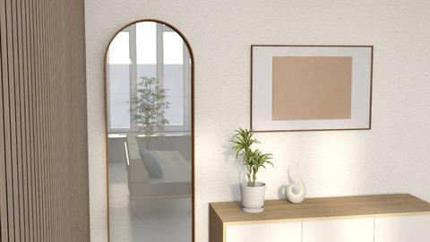 Minimal Wood - Minimal - Living room  - by luna smith