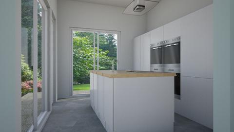 New Kitchen - Kitchen  - by tornadolynn