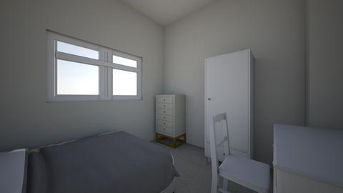 my room  - Modern - Bedroom - by 12sonya13