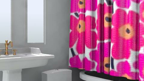 bathroom - Eclectic - Bathroom  - by Kelvis