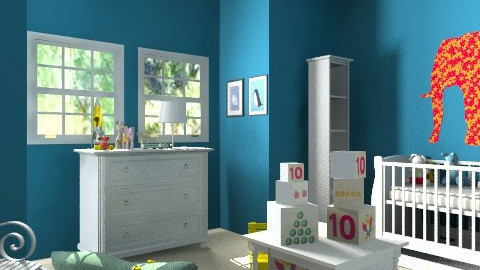 Baby Room - Kids room  - by PFrate