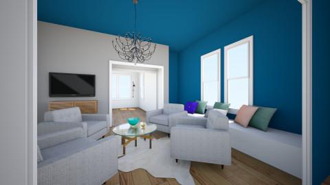 Holliday Lounge - Living room - by sethvdb