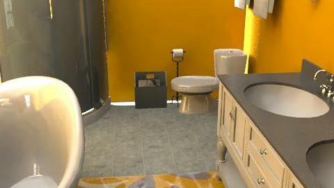 katelyn - Glamour - Bathroom  - by w0105818