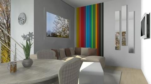 Classic - Classic - Living room  - by bad carma