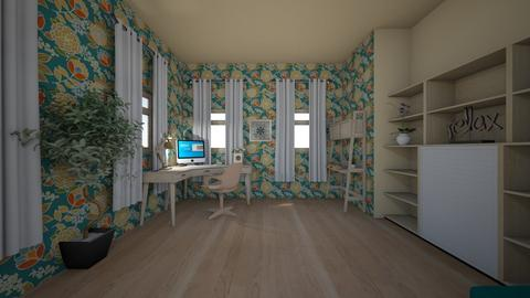Ideal homeoffice2 - Office - by Eliisi