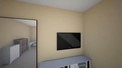 My dream bedroom - Modern - Bedroom  - by mluca