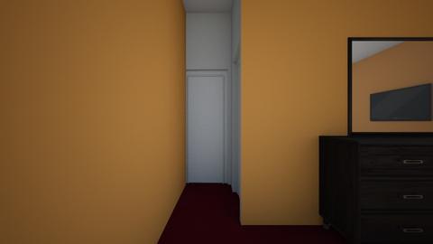 Bipin Maharjan - Bedroom  - by metabip