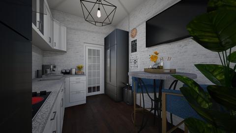 mns ktchn2 - Modern - Kitchen  - by JBL8