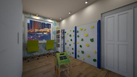 YTDss - Kids room - by Inomova