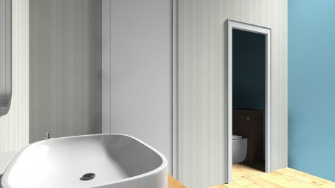 Neo Bath by muslumkusarch - Minimal - Bathroom - by mslmkus