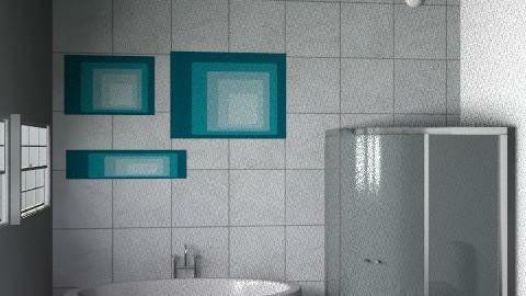sandmart - Minimal - Bathroom  - by sandmart