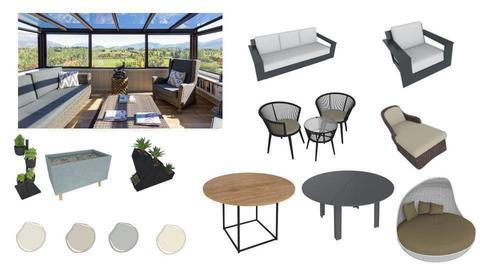 Design for Balcony - by RosieDraws