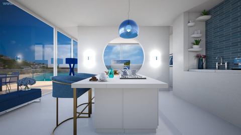 Ocean 2 - Kitchen  - by gaietta_aa