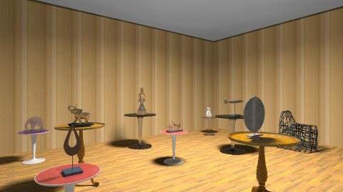 art room september 2012 - Classic - by cake102030