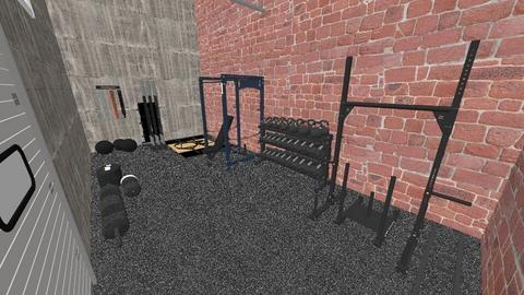 Industrial Warehouse - by rogue_18d3d7e845b336ae9c2e853deed43
