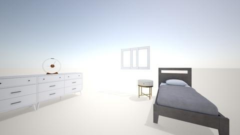 work - Bedroom  - by nsikes