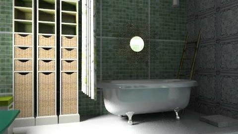 cornouailles bath - Classic - Bathroom - by calu13