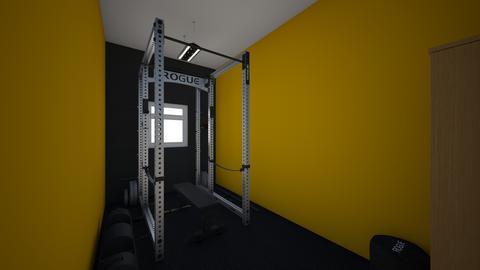Home Gym I - by rogue_3a4acf113d78f01d128a5b2b0793e